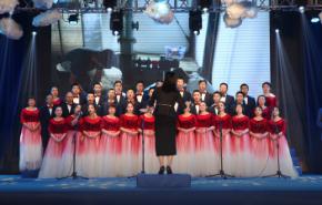 中晟公司合唱
